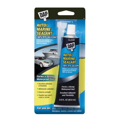 2.8 oz. Auto/Marine Sealant