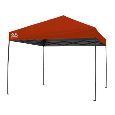 10 ft. x 10 ft. Red Instant Canopy