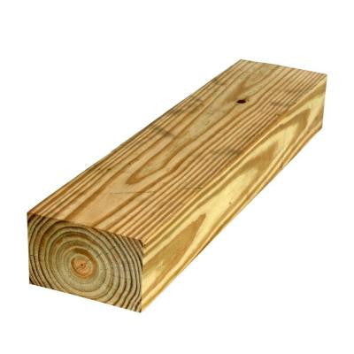 4 in. x 6 in. x 12 ft. #2 Pressure-Treated Timber