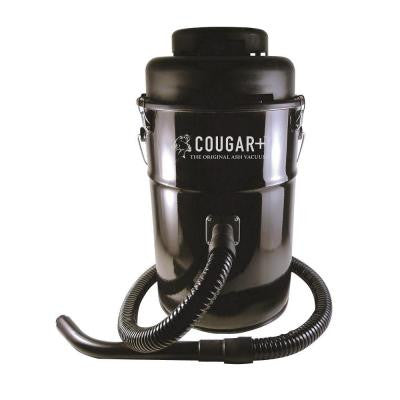 6 Gal. Cougar Ash Vacuum in Black