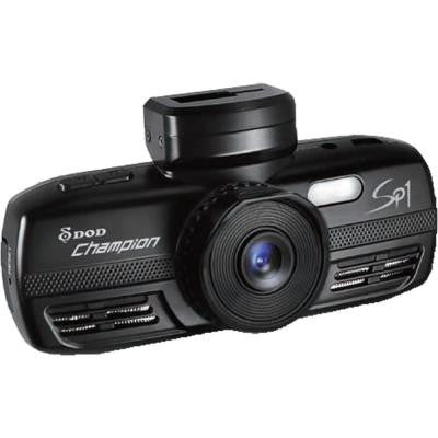 2.7 in. LCD Dash Camera with GPS tracking