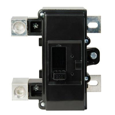 QO 200 Amp AIR QOM2 Frame Size Main Circuit Breaker for QO and Homeline Load Centers