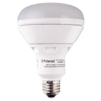 75W Equivalent Bright White (3000K) BR30 Dimmable LED Flood Light Bulb