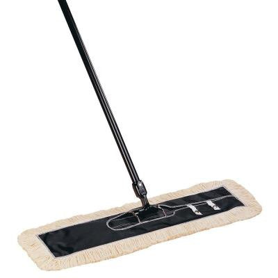 24 in. Janitorial Dust Mop