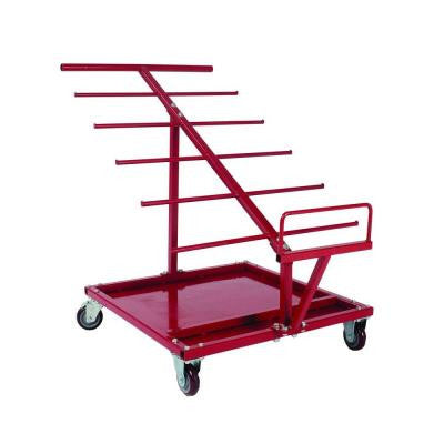 Large-Capacity Wire Cart
