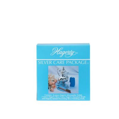 Complete 4-Piece Silver Care Kit
