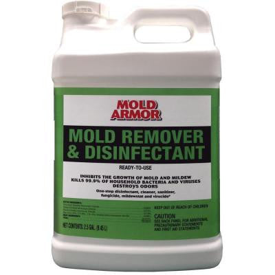 2.5-gal. Mold Remover and Disinfectant