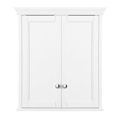 Haven 24 in. W Wall Cabinet in White