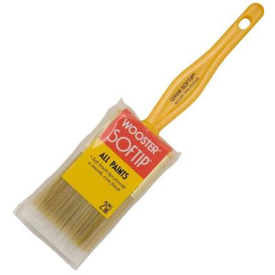 Softip 2 in. Flat Brush