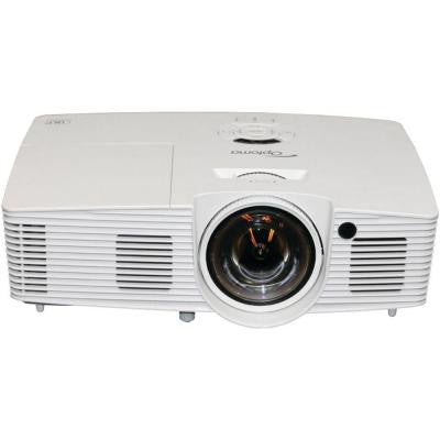 1600 x 1200 XGA Full-3D Short-Throw Projector with 3400 Lumens