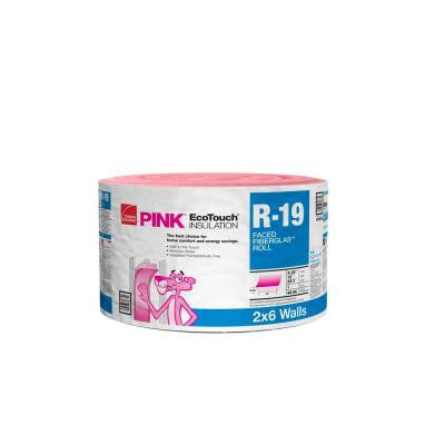 R-19 Kraft Faced Insulation Continuous Roll 15 in. x 39.2 ft.