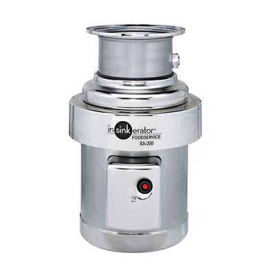 2 HP Commercial Garbage Disposal