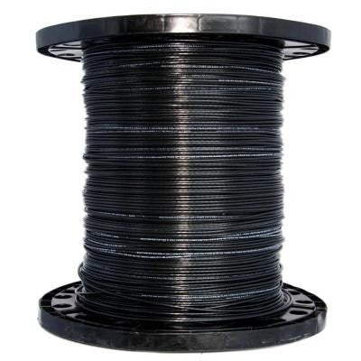 2500 ft. 14/1 Solid THHN Wire - Black