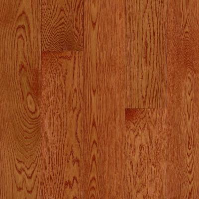 American Originals Ginger Snap Oak 3/4 in. Thick x 5 in. Wide Solid Hardwood Flooring (23.5 sq. ft. / case)