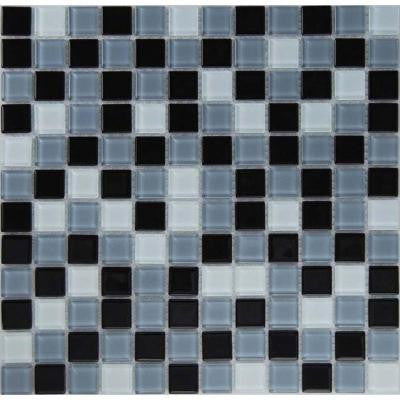 Dancez Carinosa Mosaic Glass 12 in. x 12 in.Mesh Mesh Mounted Tile (5 sq. ft. / case)
