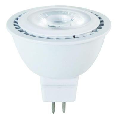50W Equivalent Soft White MR16 Dimmable LED Light Bulb