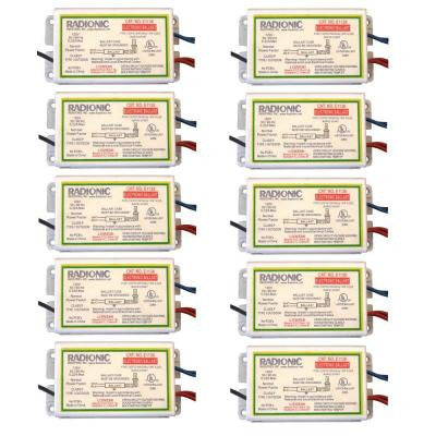 13-Watt 1-Lamp Circline Normal Power Factor Electronic Replacement Ballast (10-Pack)