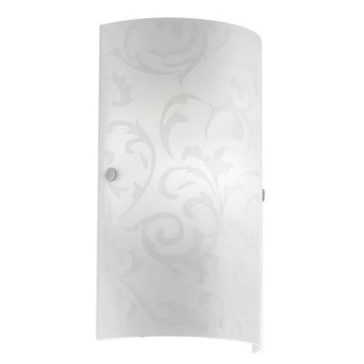 Amadora Collection 1-Light Matte Nickel Sconce