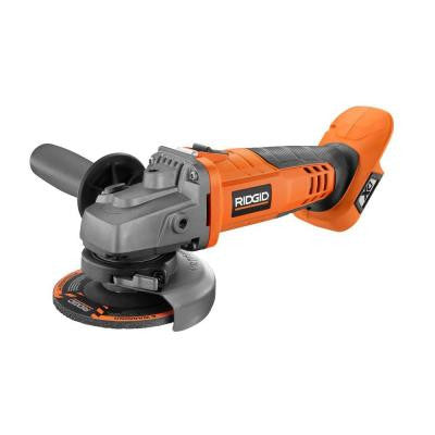 X4 18-Volt Lithium-Ion Cordless 4-1/2 in. Angle Grinder