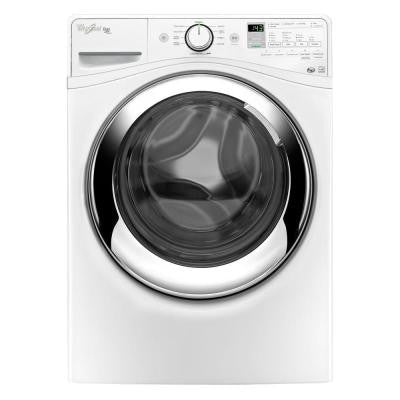 Duet 4.3 cu. ft. High-Efficiency Front Load Washer with Steam in White, ENERGY STAR
