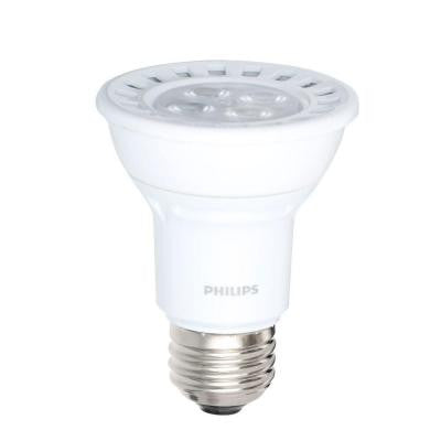 50W Equivalent Soft White (2700K) PAR20 Dimmable Wide LED Flood Light Bulb