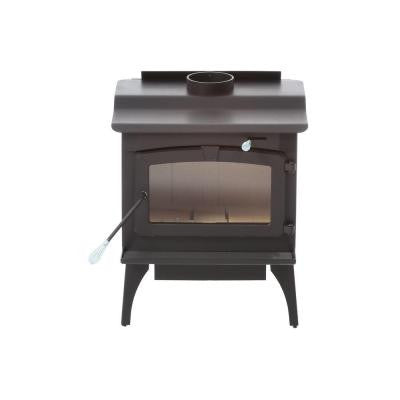 2,200 sq. ft. EPA Certified Wood-Burning Stove with Blower, Large
