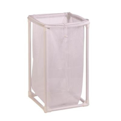 1-Bag Mesh Laundry Hamper
