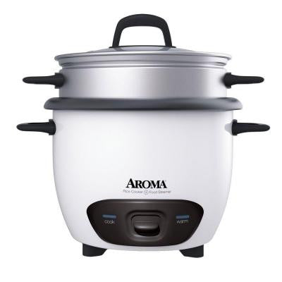 14-Cup Rice Cooker in White