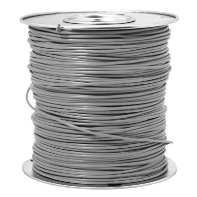 2500 ft. 12 Stranded THHN Wire -Gray