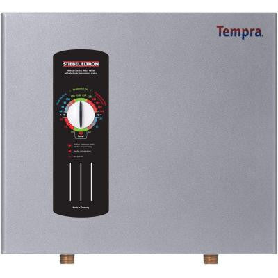 Tempra 29 28.8 kW 4.37 GPM Whole House Tankless Electric Water Heater