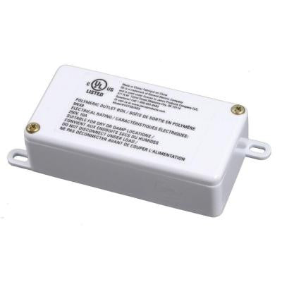 Direct Wire Linkable Junction Box