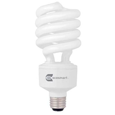 150W Equivalent Soft White (2700K) Spiral 3-Way CFL Light Bulb