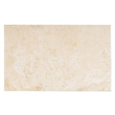 Tuscany Almond 10 in. x 16 in. Ceramic Wall Tile (17.17 sq. ft. / case)