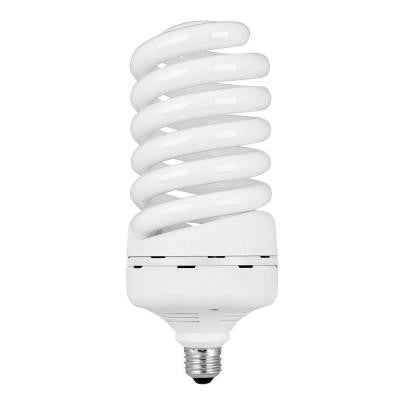 85W Equivalent Day Light (5000K) Spiral E26 CFL Light Bulb (12-Pack)