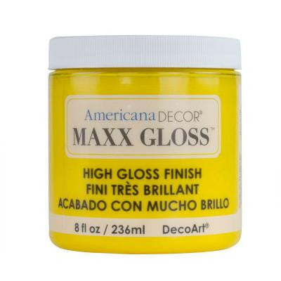 Americana Decor Maxx Gloss 8 oz. Rain Slicker Paint