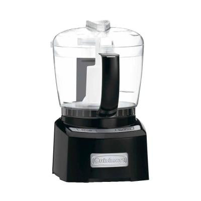 Elite Collection 4-Cup Chopper/Grinder in Black