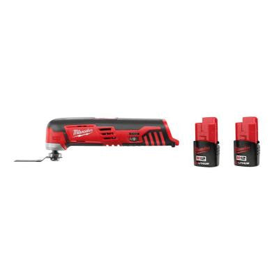 Reconditioned M12 12-Volt Lithium-Ion Cordless Multi-Tool Kit