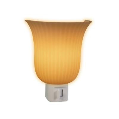 Pleated Sconce Night Light