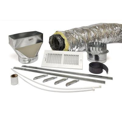 6 in. Add-A-Vent Room Addition Duct Kit