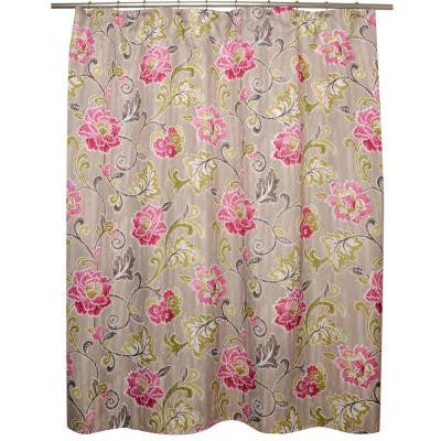 Refresh Jazzbery Shower Curtain