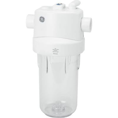 1 in. High Flow Clear Whole House Water Filtration System