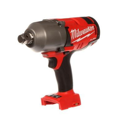 M18 Fuel 18-Volt Lithium-Ion Brushless Cordless 3/4 in. High Torque Impact Wrench with Friction Ring Kit (Bare Tool)
