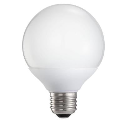 75W Equivalent Soft White (2700K) G40 CFL Light Bulb (E*)