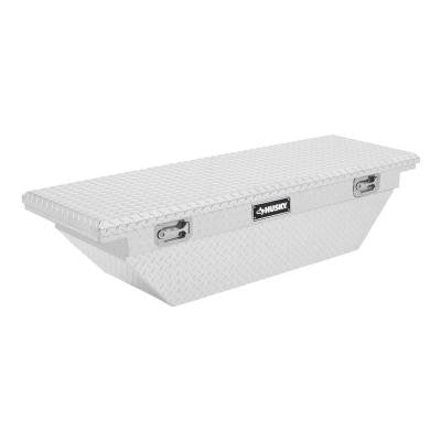 62 in. Aluminum Polished Mid Sized Low Profile Truck Box