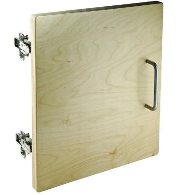 ProMax Router Table Cabinet Door Kit for Convenient Storage Space