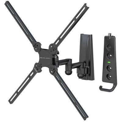 Full Motion Dual Arm Mount for 10 in. - 47 in. Flat Panel TVs