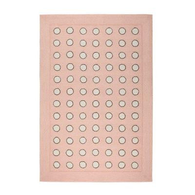 Dottie Pink 5 ft. x 7 ft. 6 in. Area Rug