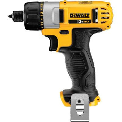 12-Volt MAX Lithium-Ion 1/4 in. Cordless Screwdriver