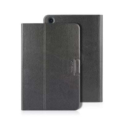 Rotating Folio Case with Stand for iPad Mini 3, 2 and 1 Generation - Black