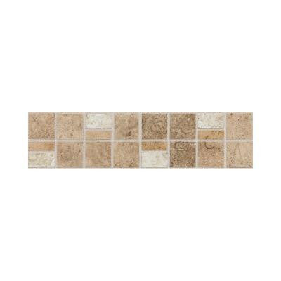 Fidenza Universal 3 in. x 12 in. Glazed Porcelain Accent Floor and Wall Tile